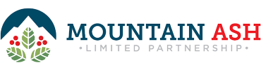 Mountain Ash Summit Pit Logo